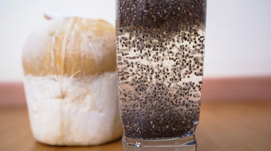 Chia Seed water