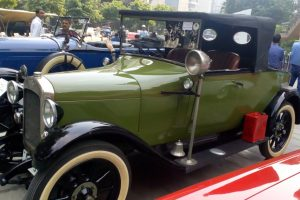 Over 50 vintage cars and bikes enthral guests at special show at Statesman House
