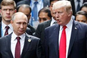 Putin 'probably' involved in killings, poisonings, but not in US: Trump