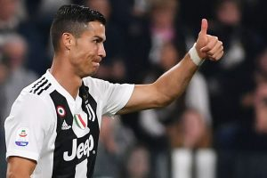 Cristiano Ronaldo becomes first player to 400 goals in top five leagues as Juve's perfect run ends