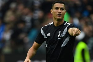 Amid the turmoil, Cristiano Ronaldo looks to pick up where he left off as Juve host Genoa