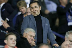 Leicester fall silent in honour of late Thai owner Vichai