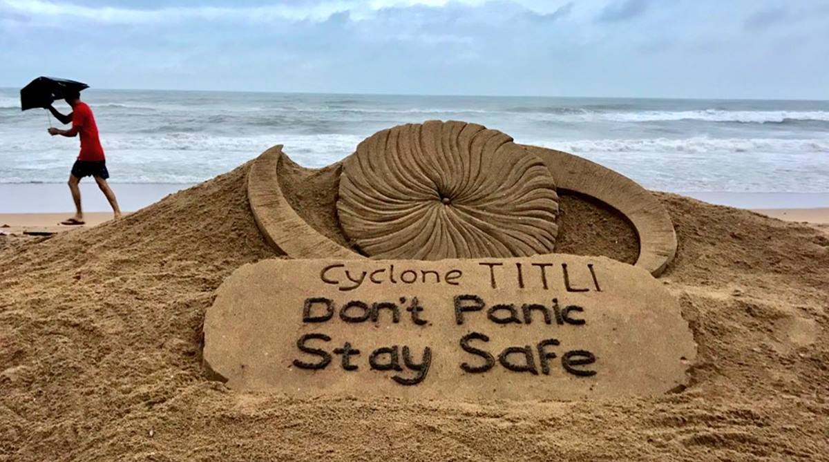 Cyclone Titli, Cyclone Titli checklist, Cyclone Titli Dos and Don'ts, Cyclone Titli Forecast, Cyclone Titli Warnings, Cyclone Titli Preparedness