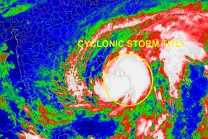 Cyclone Titli: Red Message issued for Odisha, north Andhra Pradesh