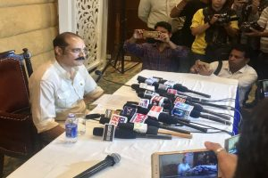 J-K: Karan Singh's son and ex-PDP leader Vikramaditya Singh joins Congress