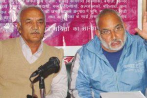 Conspiracy suspected in murder of Dalit activist
