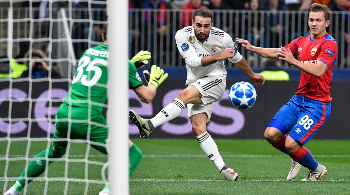 Dani Carvajal, Real Madrid C.F., La Liga, Dani Carvajal Transfer, Real Madrid Transfer News, International Football, Cristiano Ronaldo, Spain Football, Premier League