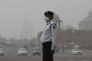 Delhi air quality sees marginal improvement