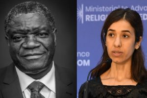 Nobel Peace Prize 2018 goes to Denis Mukwege, Nadia Murad for fight against sexual violence