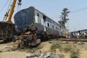 Farakka Express derailment: Railway suspends 2 officials