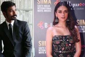 Dhanush seamlessly wears actor-director hat: Aditi Rao Hydari