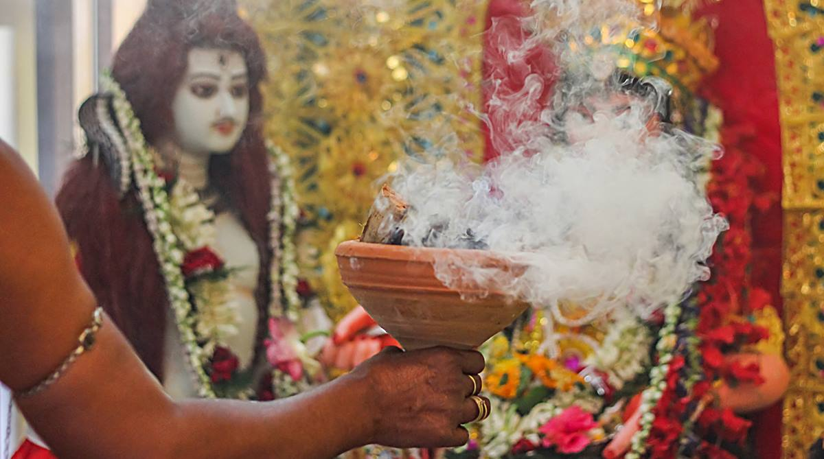 In pictures: Durga Puja celebrations across India