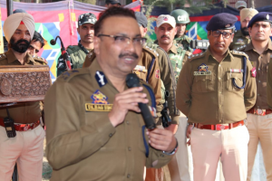 IPS Dilbagh Singh appointed full-time DG of J-K Police