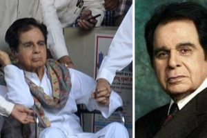 Dilip Kumar admitted to hospital again due to pneumonia