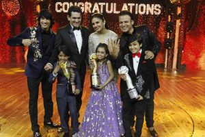 India's Best Dramebaaz 3 winner Dipali Borkar finds role model in Madhuri, SRK