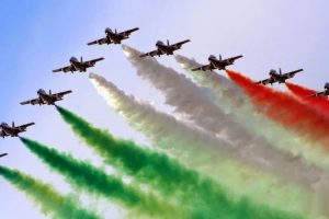 Indian Air Force Day: PM, President hail air warriors; all mainstream fighters on display