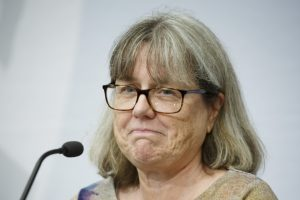 Wikipedia didn't approve page for Donna Strickland until she got Nobel Physics Prize