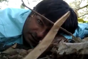 In video shot during Naxal attack, Doordarshan crew member recorded a message for his mother