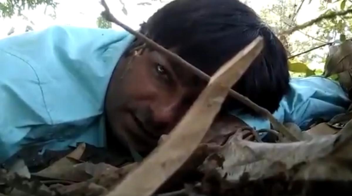 video, Naxal attack, Doordarshan, crew member, Mother