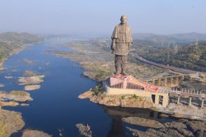 PM Modi unveils world's tallest structure, 'Statue of Unity' in Gujarat's Kevadia