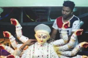 Shimla Kali Bari temple all set for 'Durga Puja'