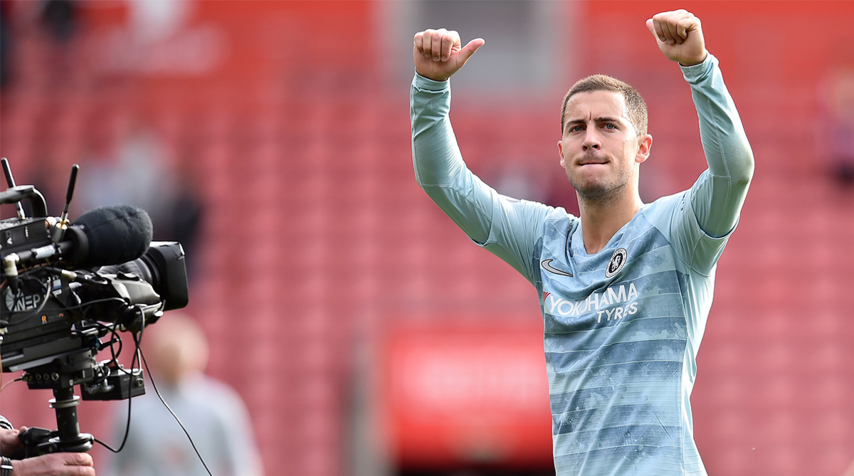 Eden Hazard, Chelsea F.C., Premier League, Eden Hazard Transfer, Real Madrid C.F., Real Madrid Transfer News, Chelsea Transfer News, La Liga