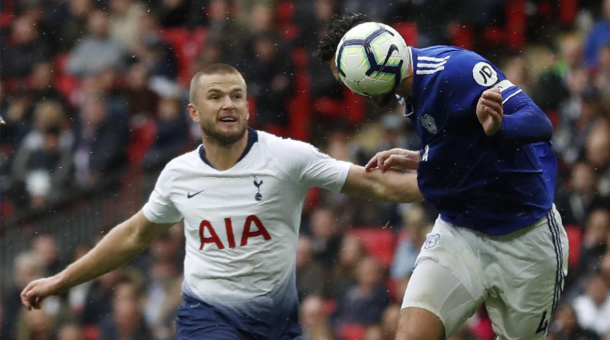 Eric Dier, Tottenham Hotspur F.C., Premier League, Tottenham Hotspur News, Tottenham Hotspur vs Cardiff City, Spurs TV, Twitter, Twitter Video