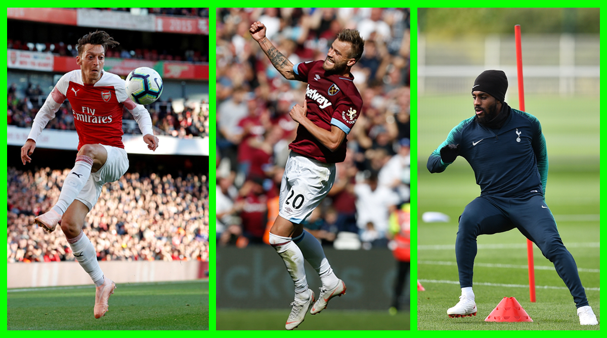 Fantasy Premier League, Premier League, Gameweek 8, FPL, Fantasy Football, FPL Tips, FPL Tricks., Pundit Picks, Mesut Ozil, Arsenal F.C., Danny Rose, Tottenham Hotspur F.C., Bernd Leno