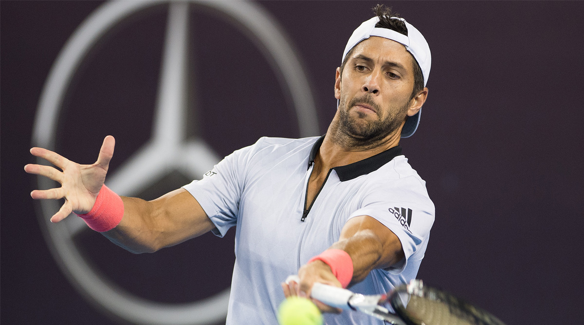 Get Your Own Towels Tennis Rallies Round Ball Kids After Fernando Verdasco Spat