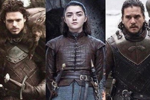 Game of Thrones: The Starks reunited far away from Winterfell