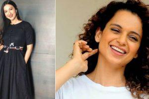 Gauhar Khan calls Kangana Ranaut 'feminist of convenience'