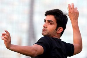 Playing Australia in Australia will be a threat feels Gautam Gambhir
