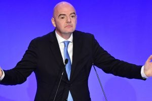 FIFA's Infantino gets election support from CONMEBOL