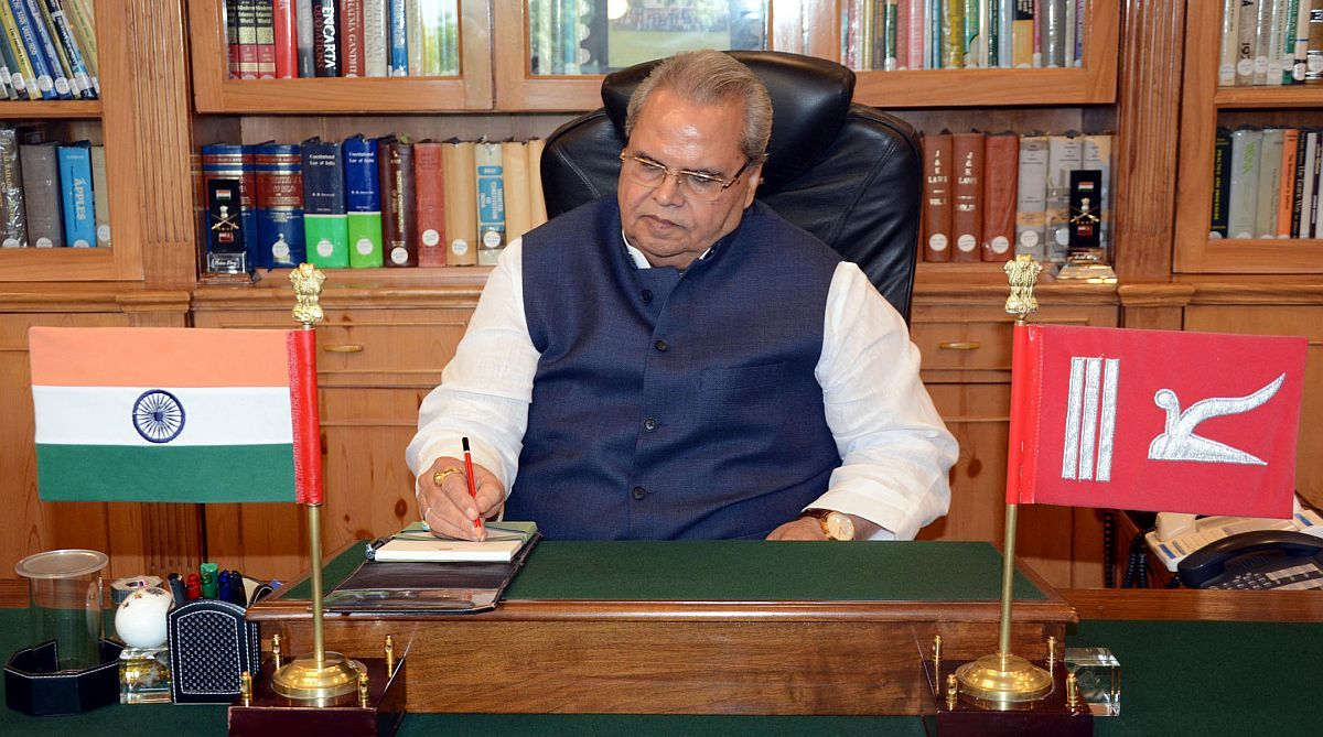J-K Governor gets accolades for exposing corruption, irregularities in state administration