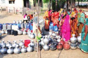 Groundwater crisis