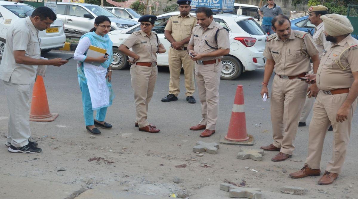 Gurgaon judge family, Gurgaon crime, Judge Krishan Kant, Gurgaon judge guard