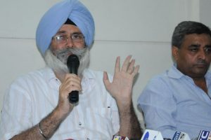 AAP MLA Phoolka quits over govt 'failure' to act against Badal