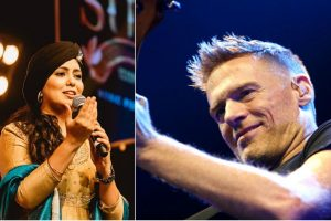 Harshdeep, Aditi to open for Bryan Adams on India tour