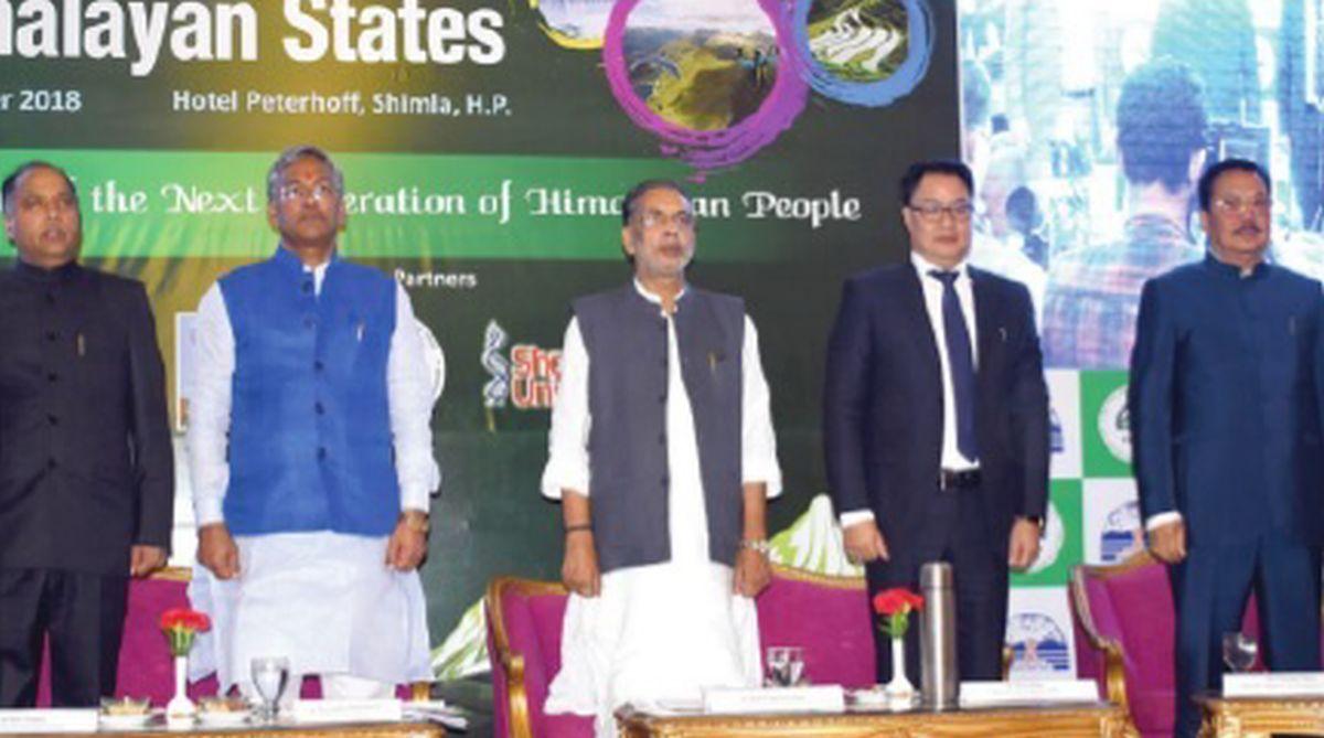 Acharya Devvrat, Himalayan States, natural farming,Jai Ram Thakur,Kiren Rijiju,Trivendra Singh Rawat