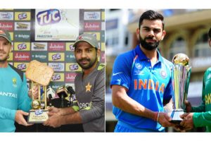 Pakistan vs Australia, T20I series: TUC Cup trophy takes the biscuit
