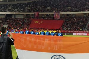 India hold China in friendly tie