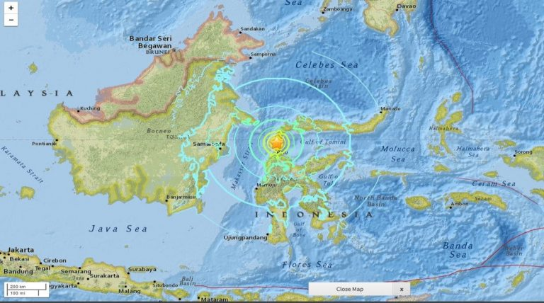 What is Ring of Fire? Indonesia earthquake explained