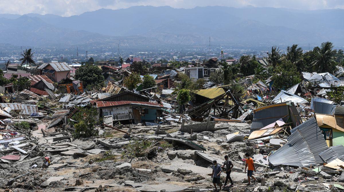 tsunami, Indonesian earthquake, FAO, United Nations, Indonesia, farmers