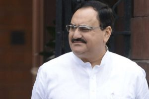 Nadda lauds H'yana for Ayushman Bharat launch