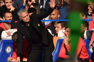 We were the better team, claims Jose Mourinho after Chelsea draw