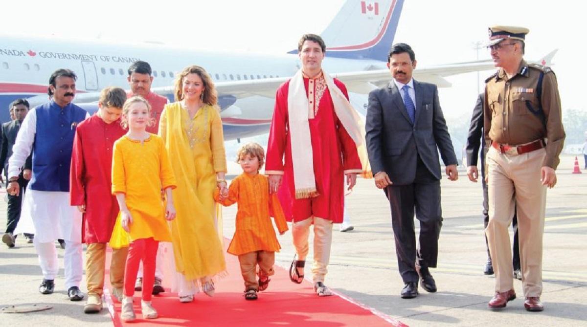 Justin Trudeau wishes on Navratri