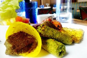 Kababs of The Great Kabab Factory at Radisson will make you want more