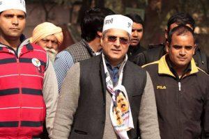 Income tax dept raids 16 premises linked to Delhi minister Kailash Gahlot