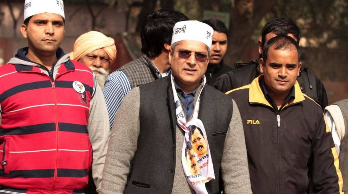 Delhi Minister, Kailash Gahlot, Kailash Gahlot AAP, AAP minister, Income Tax, I-T raids