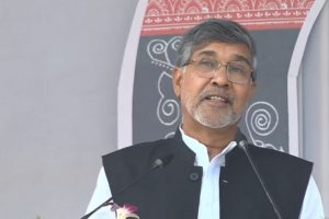 Stop aping others, embrace Indian culture: Kailash Satyarthi